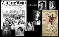 essay on suffragettes My essay is about the suffragettes movement and its impact on the modern world today since 1800's, when it was believed that women should not have.